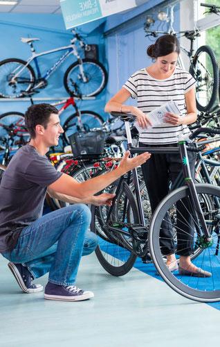 Fahrradshop